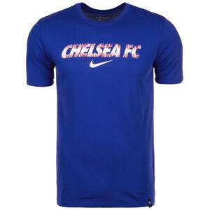 FC Chelsea Preseason T-Shirt Herren, Blau, zoom bei OUTFITTER Online