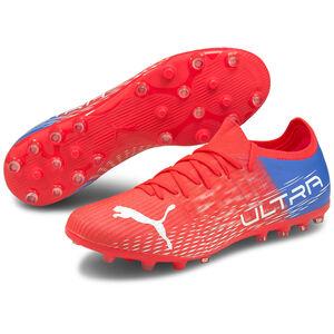 ULTRA 3.3 MG Fußballschuh, neonrot / weiß, zoom bei OUTFITTER Online