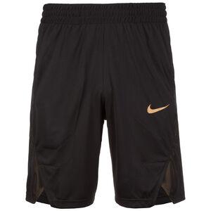 Dry Basketballshort Herren, schwarz / gold, zoom bei OUTFITTER Online