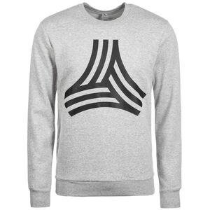 Tango Graphic Crew Sweatshirt Herren, grau / schwarz, zoom bei OUTFITTER Online