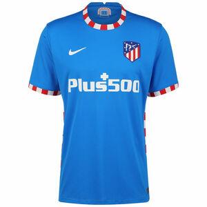 Atletico Madrid Trikot 3rd Stadium 2021/2022 Herren, blau / weiß, zoom bei OUTFITTER Online