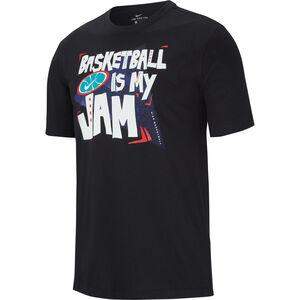 Basketball Is My Jam T-Shirt Herren, schwarz, zoom bei OUTFITTER Online