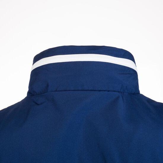 Tiro 19 Regenjacke Herren, dunkelblau / weiß, zoom bei OUTFITTER Online