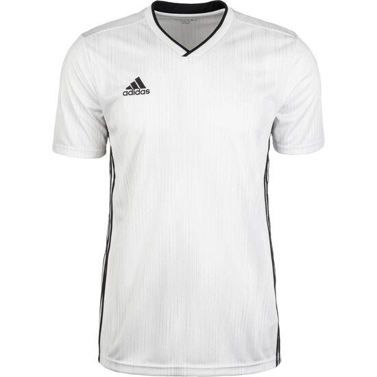 Tiro 19 Fußballtrikot Herren, weiß / schwarz, zoom bei OUTFITTER Online