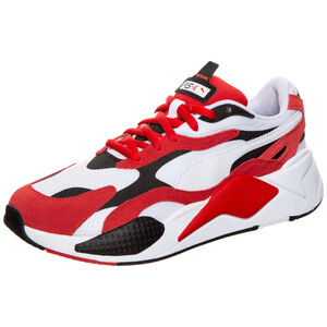 RS-X Super Sneaker Herren, weiß / rot, zoom bei OUTFITTER Online