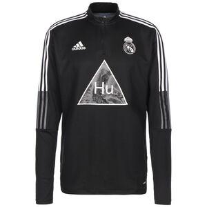 Real Madrid Human Race Trainingssweat Herren, schwarz / grau, zoom bei OUTFITTER Online