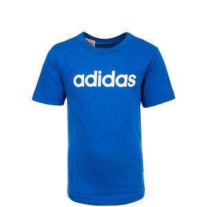 Essentials Linear Logo Trainingsshirt Kinder, blau, zoom bei OUTFITTER Online