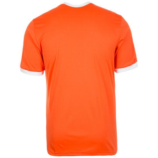 Tabela 14 Fußballtrikot Herren, orange / weiß, zoom bei OUTFITTER Online