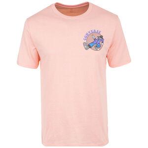 Sly Guy T-Shirt Herren, korall, zoom bei OUTFITTER Online