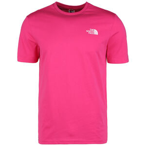 Simple Dome T-Shirt Herren, pink, zoom bei OUTFITTER Online