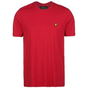 Crew Neck T-Shirt Herren, rot, zoom bei OUTFITTER Online