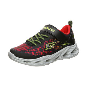 Vortex Flash Trainingsschuh Kinder, schwarz / neonrot, zoom bei OUTFITTER Online