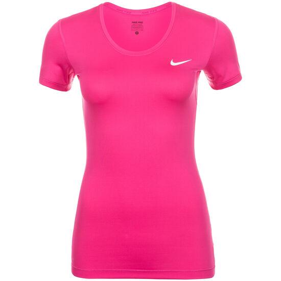Pro Dry Trainingsshirt Damen, Pink, zoom bei OUTFITTER Online