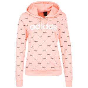 Linear Graphic Kapuzenpullover Damen, rosa, zoom bei OUTFITTER Online
