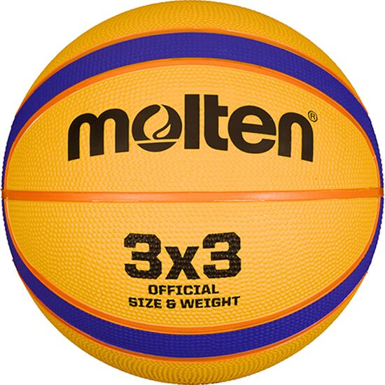 B33T5000 FIBA 3x3 Replika Basketball, , zoom bei OUTFITTER Online