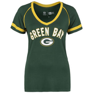 NFL Properties Green Bay Packers T-Shirt Damen, grün / gelb, zoom bei OUTFITTER Online