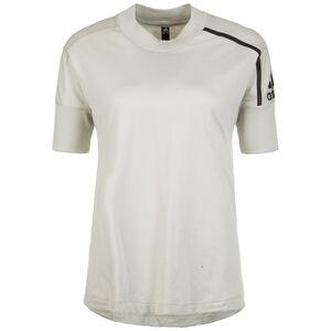 Z.N.E. Trainingsshirt Damen, beige, zoom bei OUTFITTER Online