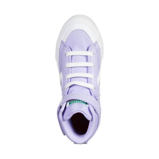 Pro Blaze Strap High Sneaker Kinder, flieder / weiß, zoom bei OUTFITTER Online