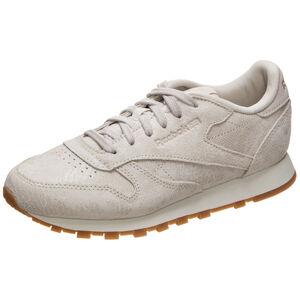 Classic Leather Sneaker Damen, Beige, zoom bei OUTFITTER Online