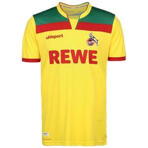 1. FC Köln Trikot 3rd 2020/2021 Herren, gelb / rot, zoom bei OUTFITTER Online