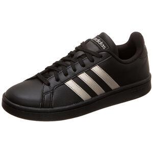 Grand Court Sneaker Damen, schwarz / bronze, zoom bei OUTFITTER Online