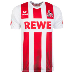 1.FC Köln Trikot Home 2017/2018 Herren, Weiß, zoom bei OUTFITTER Online