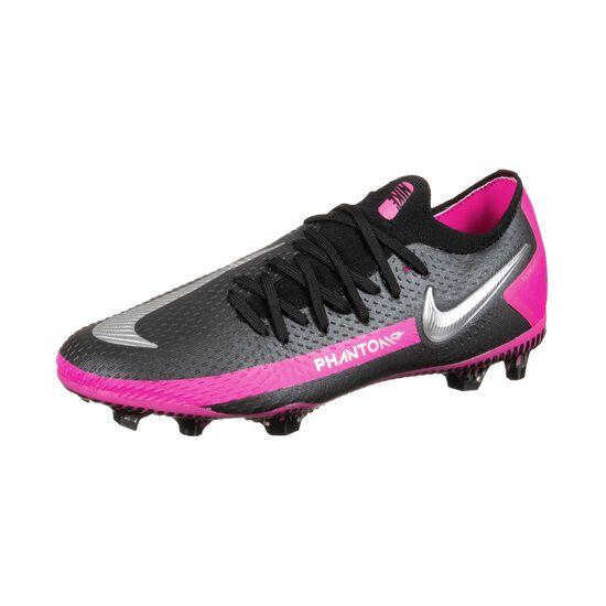 Phantom GT Elite FG Fußballschuh Kinder, schwarz / pink, zoom bei OUTFITTER Online