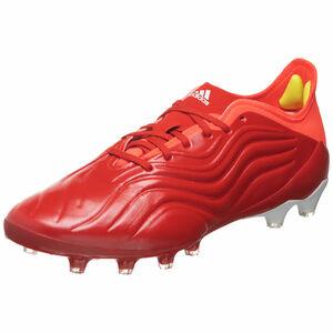 Copa Sense.1 AG Fußballschuh Herren, rot / weiß, zoom bei OUTFITTER Online