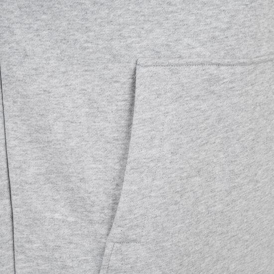 Classic Logo Kapuzenpullover Herren, grau / weiß, zoom bei OUTFITTER Online