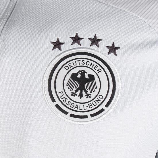 DFB Trainingsjacke EM 2020 Herren, hellgrau / schwarz, zoom bei OUTFITTER Online