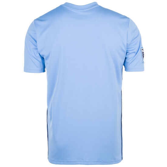 New York City FC Trikot Home 2019/2020 Herren, hellblau / blau, zoom bei OUTFITTER Online