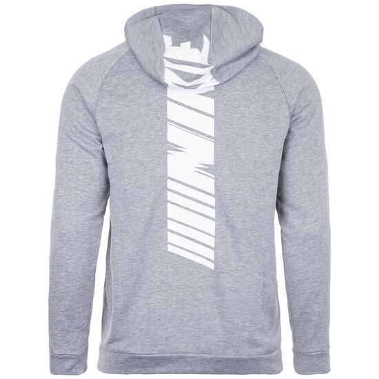 Dry Fleece GFX Kapuzenjacke Herren, grau / schwarz, zoom bei OUTFITTER Online