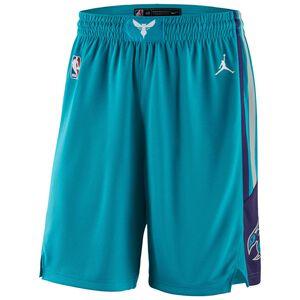 NBA Icon Edition Swingman Hornets Trainingsshort Herren, türkis / dunkelblau, zoom bei OUTFITTER Online