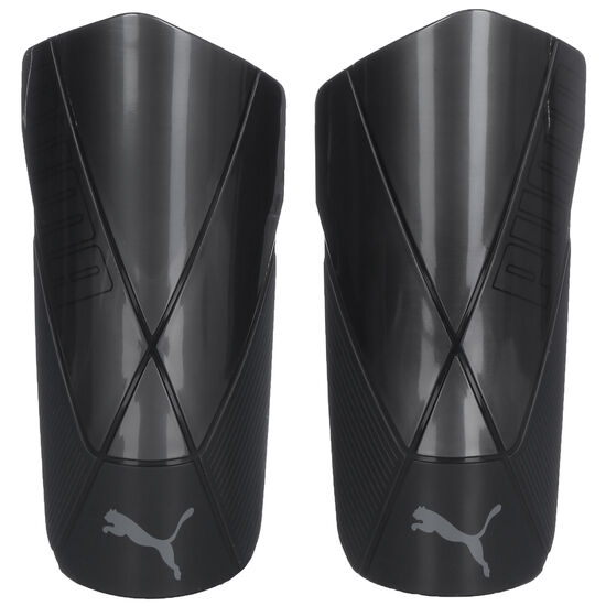 ftblNXT PRO Flex Sleeve Schienbeinschoner, schwarz / dunkelgrau, zoom bei OUTFITTER Online