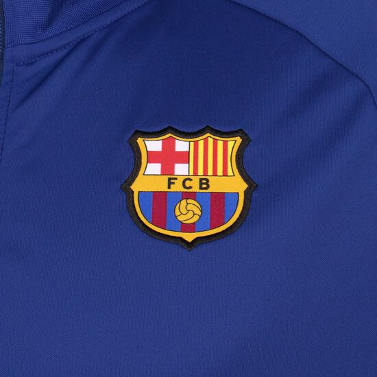 FC Barcelona I96 Anthem Jacke Herren, blau / rot, zoom bei OUTFITTER Online