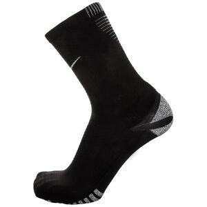 Grip Strike Light Crew Socken Herren, schwarz / weiß, zoom bei OUTFITTER Online