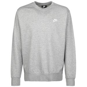 Club Crew French Terry Sweatshirt Herren, grau / weiß, zoom bei OUTFITTER Online