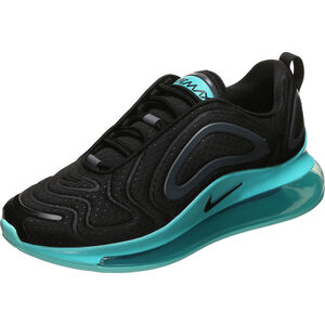 Air Max 720 Sneaker Damen, schwarz / türkis, zoom bei OUTFITTER Online