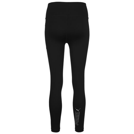 Nu-Tility 7/8 High-Waist Trainingstight Damen, schwarz, zoom bei OUTFITTER Online