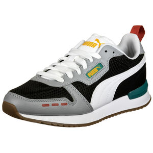 R78 OG Sneaker Herren, schwarz / weiß, zoom bei OUTFITTER Online