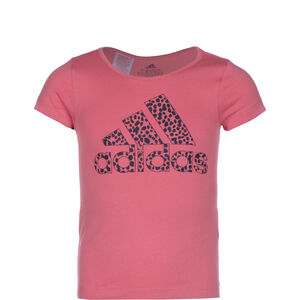 Graphic T-Shirt Kinder, rosa, zoom bei OUTFITTER Online