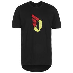 Dame Duality Logo T-Shirt Herren, schwarz, zoom bei OUTFITTER Online