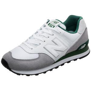 ML574-D Sneaker Herren, weiß / grün, zoom bei OUTFITTER Online