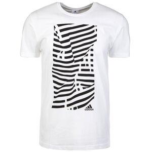 Juventus Turin Graphic T-Shirt Herren, Weiß, zoom bei OUTFITTER Online