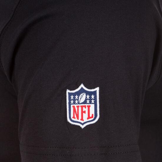 NFL Team Logo Oakland Raiders T-Shirt Herren, Schwarz, zoom bei OUTFITTER Online