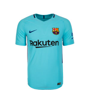 FC Barcelona Trikot Away Stadium 2017/2018 Kinder, Blau, zoom bei OUTFITTER Online