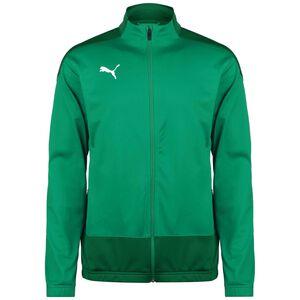 TeamGOAL 23 Trainingsjacke Herren, dunkelgrün / grün, zoom bei OUTFITTER Online
