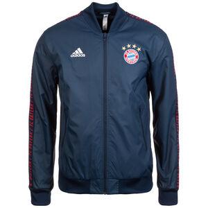 FC Bayern München Anthem Jacke Herren, blau / rot, zoom bei OUTFITTER Online