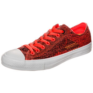 Chuck Taylor All Star II OX Sneaker, Rot, zoom bei OUTFITTER Online