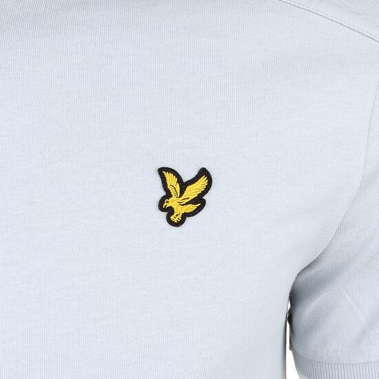 Nylon Panel T-Shirt Herren, hellgrau, zoom bei OUTFITTER Online